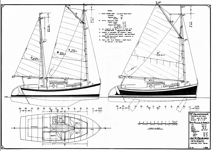 ... Cat Boat Plans Plans PDF Download – DIY Wooden Boat Plans Projects